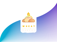 Wheat | Organic Bakery Logo