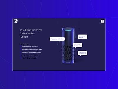 Landing page concept minimal website design web ui front end design flat
