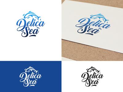 Logo Design for Delica sea
