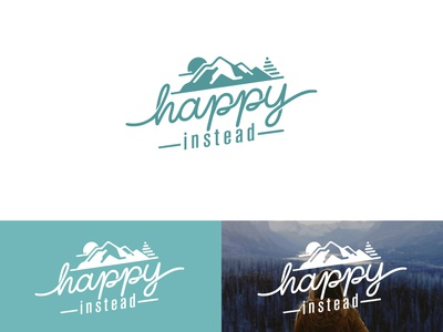 Logo creation for Happy instead