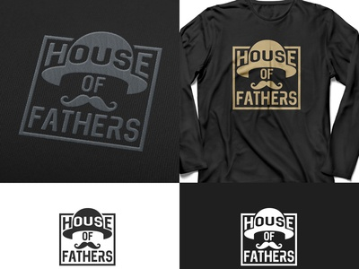 House of fathers Brand Identity