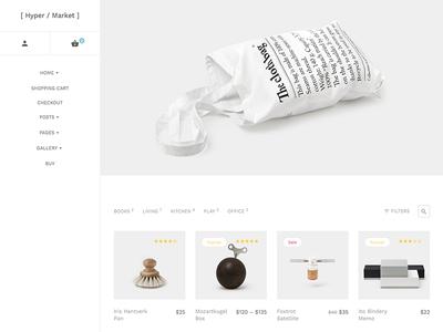 Hypermarket WooCommerce Theme