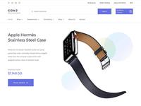 CONJ - Electronic Store WordPress Theme