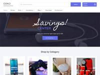 Conj Lite - eCommerce WordPress Theme (FREE)