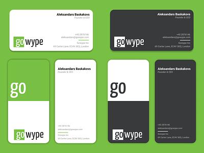 Gowype logo design figma logo design icon branding adobe photoshop adobe