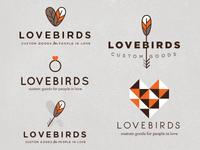 Lovebirds Rebrand