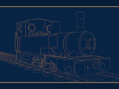 Biggest Little Railway Motion Graphics