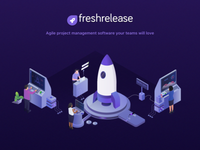 Freshrelease - Agile Project Management Software.