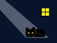 Nightlight/Cat