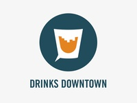 Drinks Downtown Logo