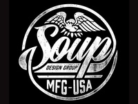 Soup Design Group Eagle Tee