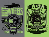 Hot Wheels Style Guide Design