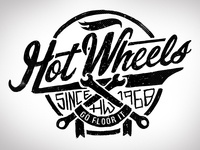 Hot Wheels Badge