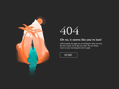 404 page webdesign web website illustrator illustration vector ui design