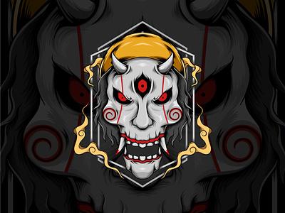Skullsaw committee artworkforsale skull logo skulls skull device devil saw jigsaw batik vector vector illustration logo cover art cover design cover artwork vector design illustration