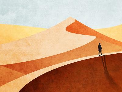 Lost & Alone 2 vector procreate photoshop illustration illustrator digital illustration