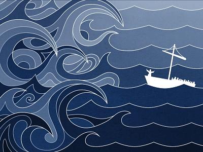 Tempest procreate photoshop illustrator illustration digital illustration