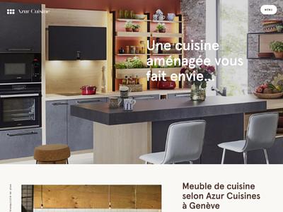 Azure cuisine design