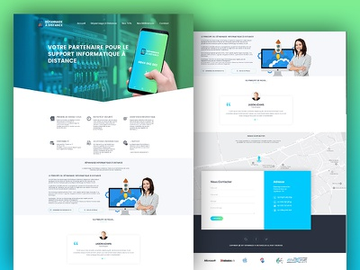 New look scroll transitions navigation modernizr flat design animation bootstrap web design responsive ui ux design