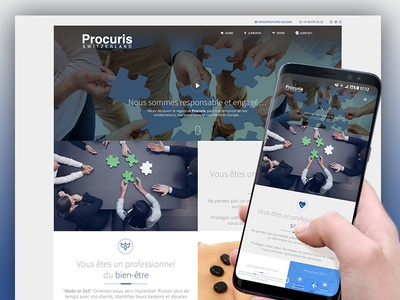 Parcuris scroll transitions navigation modernizr flat design css3 jquery animation bootstrap one page responsive ui ux design