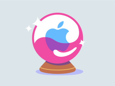 Apple Crystal Ball