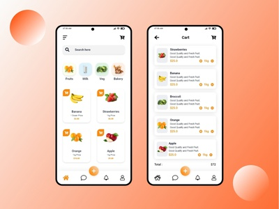 Food App Ui Concept xd ui kit smartapp figma xd design best app food uxui ux uiux ios ui adobe xd design adobe xd adobexd