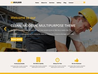 Bdbuilder Website template