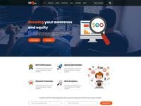 SEO Marketing UI Web Template
