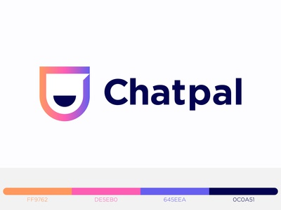 Chatpal - Logo Design