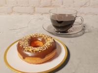 Donut + Coffee