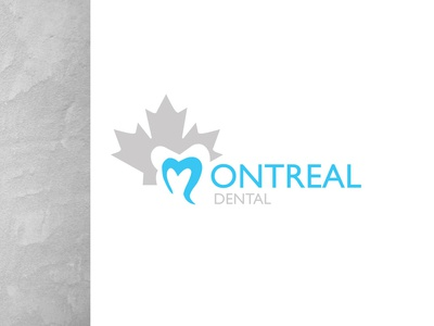 Montreal Dental Logo