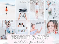 New bright airy cover