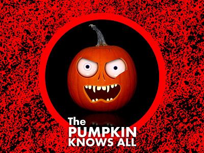 Pumpkin pumpkin photoshop halloween character design orange