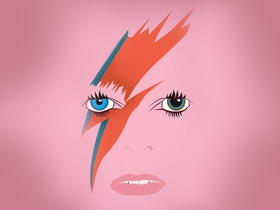 RIP Starman tribute bowie illustration photoshop rip david bowie