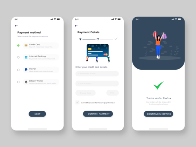 payment Flow for E-Commerce