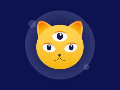 Illustration Cat_sage