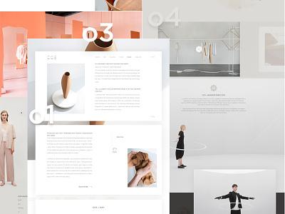 Cos Dribbble apps web design visual ui