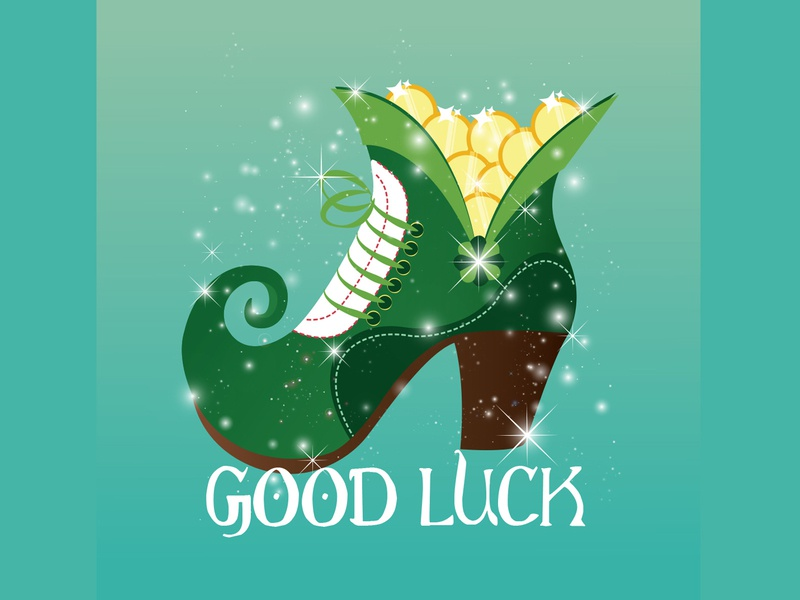 Good Luck vectorillustration digitalillustration adobeillustator