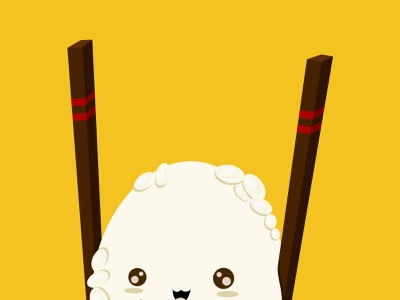 Onigiri Circus kawaii vectorart vectorillustration digitalillustration illustration adobeillustrator