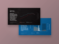 LinkedIn Posts - Global and New Zealand Stay Transactions - Onyx visual sales collateral marketing collateral indesign illustrator illustration graphs graphic design design data visualization data composition charts