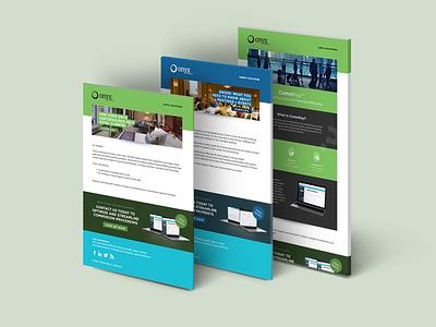 Email Campaign - Pipeline Nurture - Onyx marketo hero image marketing campaign campaign digital marketing digital marketing email design email marketing branding ui design graphic design composition indesign photoshop email