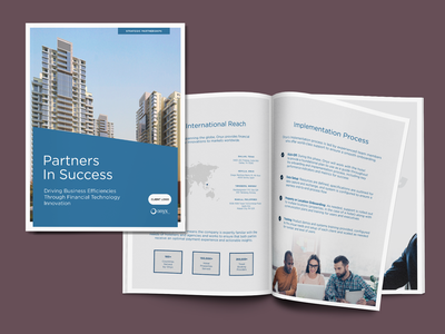 Brochure - Strategic Partnership Proposal - Additional - Onyx print design booklet booklet design branding brochure brochure design composition design editorial editorial design graphic design indesign layout magazine marketing collateral photoshop pitch deck sales collateral illustrator print