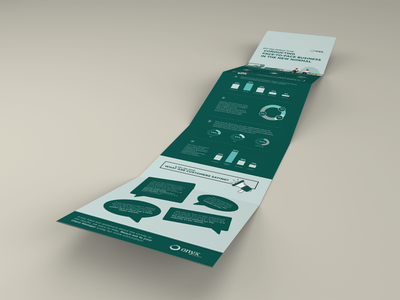 Infographic - Key Account Survey - Onyx graphs data visualization visualization research marketing communications graphics layout design graphic design illustrator illustration flat vector composition marketing collateral branding infographic infographic design