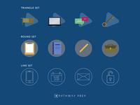 Pathway Prep - Icons