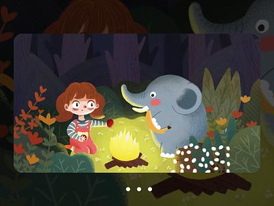 Adventure by chance-NO.3 设计 插图 illustration design