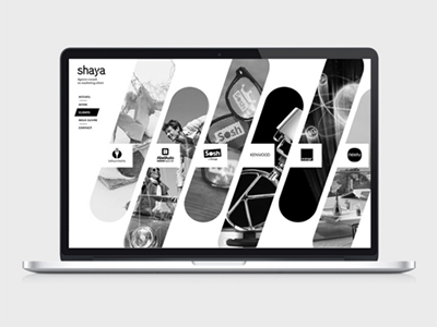 New home shaya website