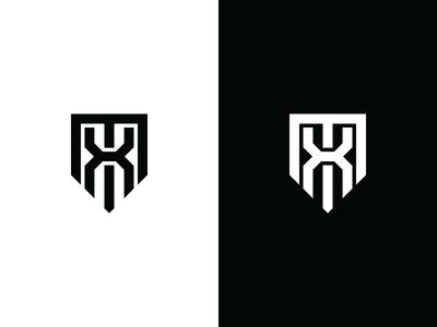 HM  monogram logo
