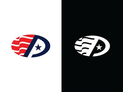 p letter flag