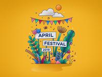 Aprilfestival 2019