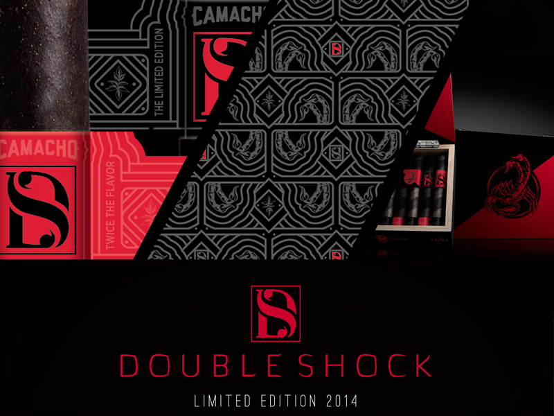 Double Shock LE 2014 cigars monogram scorpion